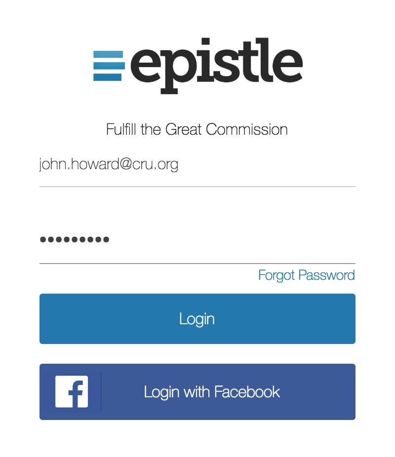 Epistle is secure